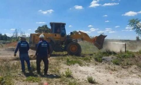 Justiça do DF suspende desocupação de área irregular em Santa Maria