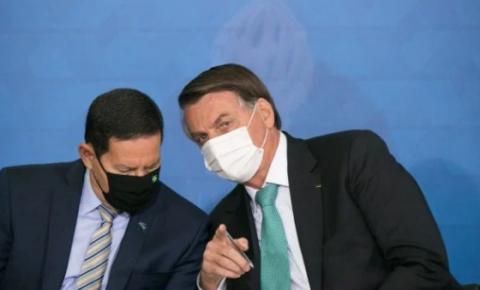 TSE marca julgamento da chapa Bolsonaro-Mourão para a próxima terça