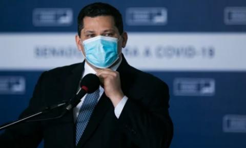 Alcolumbre vê prisão de primo pela PF como retaliação do Planalto