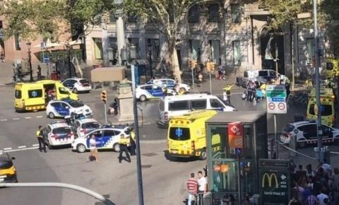 Polícia confirma 13 mortos e 50 feridos em Barcelona
