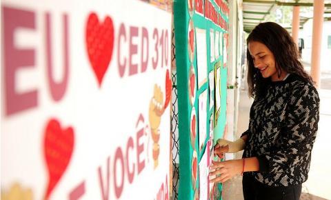 Alunos da rede pública se mobilizam para melhorar ambiente escolar