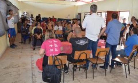 Administração resolve o problema do fornecimento de água no residencial Ribeirão, em Santa Maria