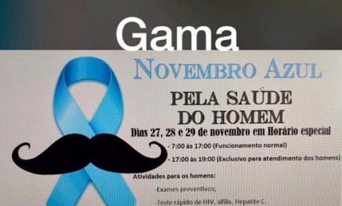 Novembro Azul: Atendimento médico para homens em Santa Maria