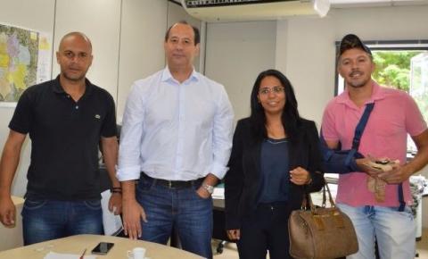 Administração se reúne com DFTrans para implantar novas paradas de ônibus em Santa Maria