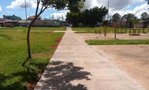Novo calçamento da Qr 201/301 de Santa Maria beneficiará mais de 2.000 moradores