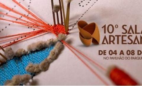 Inscrições abertas para o 10º Salão do Artesanato - Raizes Brasileiras