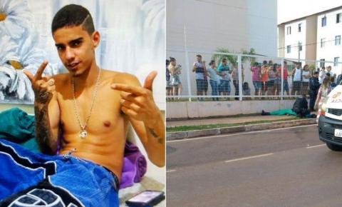 HOMEM É MORTO A TIROS NO CONDOMÍNIO TOTAL VILLE, EM SANTA MARIA-DF