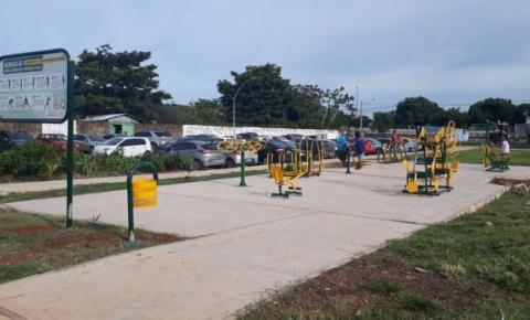 Administração constrói mais de 17 mil metros de calçadas com acessibilidade em Santa Maria