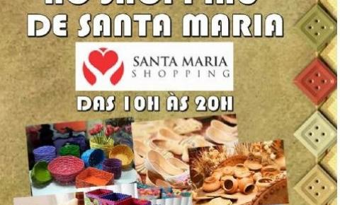 Nesta sexta e sábado tem a 7ª Exposição de Artesanato de Santa Maria