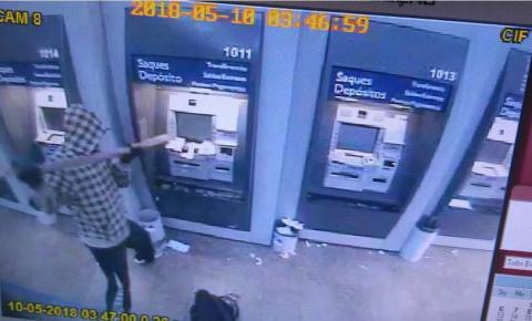 Policial militar é suspeito de integrar grupo criminoso que explode caixas eletrônicos