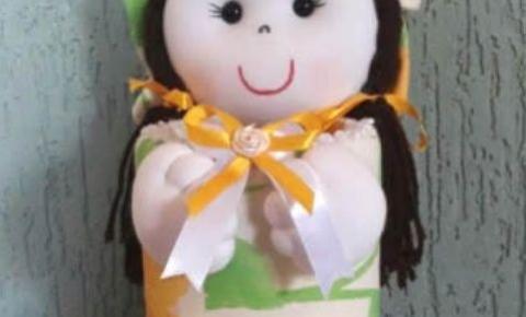 Administração de Santa Maria abre inscrições para curso de Confecção de Bonecas de Pano