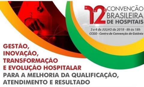 12ª Convenção Brasileira de Hospitais