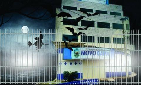 """""""Casa do Horror"""". Assim é definida a Câmara de Vereadores de Novo Gama"""