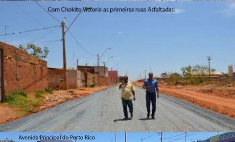 PORTO RICO : DO PAPEL PARA A REALIDADE.