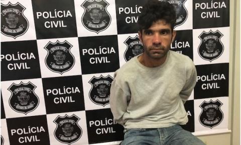 Preso pela polícia, caseiro conta ao JBr. por que matou professor do DF