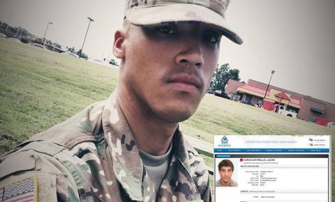 Condenado por estupro no DF vive nos EUA como soldado do Exército