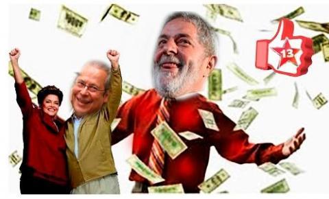 O PT Privatizou A Petrobras, Acabou Com Sua Aposentadoria, Quebrou O Bolsa Família.