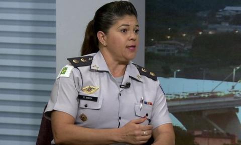 DF terá primeira mulher no comando da Polícia Militar