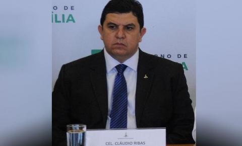 """Ex-chefe da Casa Militar do DF, coronel Ribas tinha """"sargento mordomo"""""""