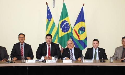 Vereadores votam a recomposição salarial do Legislativo de Novo Gama