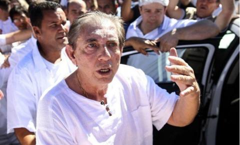 JUSTIÇA GOIANA ACATA MP E MANDA PRENDER O MÉDIUM JOÃO DE DEUS