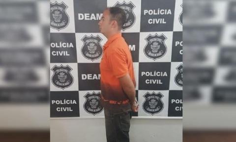 Homem que espancou mulher em elevador em Valparaíso é preso durante depoimento