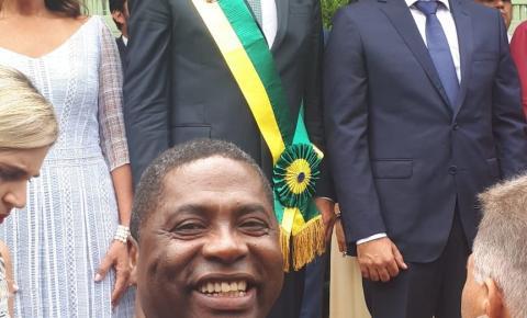 Ronaldo Caiado toma posse como governador de Goiás