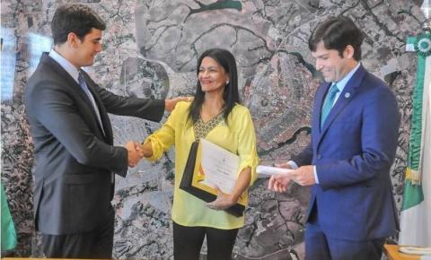 0 0 Após embates jurídicos, Telma Rufino retorna à CLDF como suplente