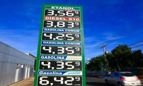 Procon-DF notifica 30 postos de gasolina por prática de preço abusivo