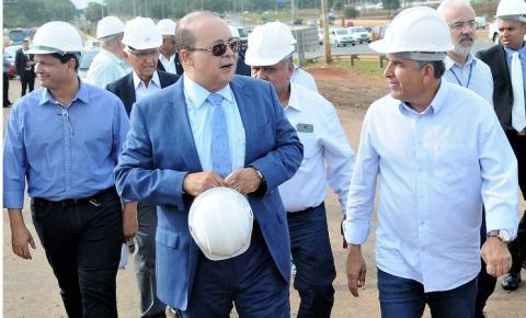 Governador Ibaneis Rocha anuncia mais cinco novos viadutos para o DF