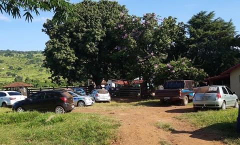 Pai e filho são executados em fazenda de Cachoeira de Goiás