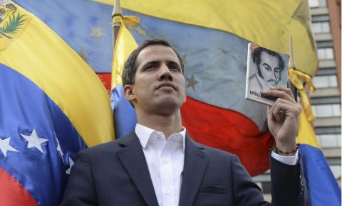 Trump reconhece Guaidó como o novo presidente da Venezuela