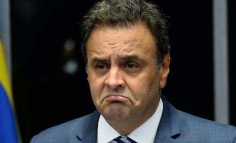Aécio vai prestar contas do seu passado sujo como senador na 1ª Instância de Minas Gerais