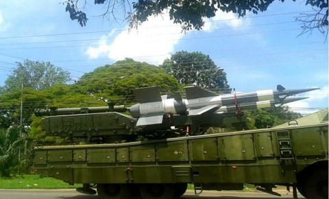 Brasil descarta míssil de Maduro na divisa Norte
