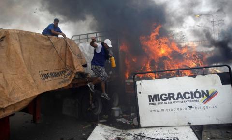 Confronto na fronteira com o Brasil deixa mais dois mortos