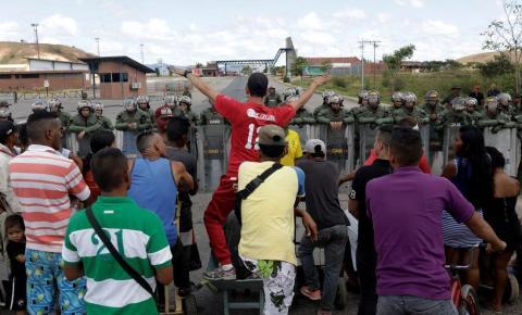 Brasil faz apelo ao mundo para derrubar Maduro