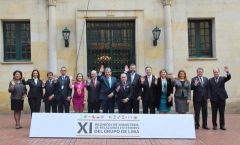 Grupo de Lima pretende levar Maduro à Corte Penal Internacional
