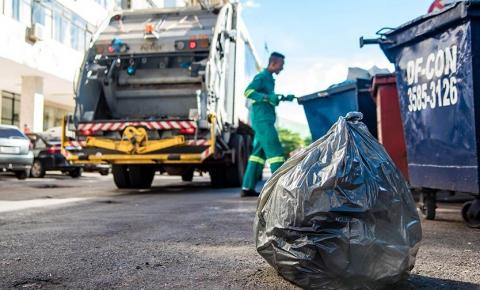 Em situação precária, caminhões de lixo oferecem risco a brasilienses