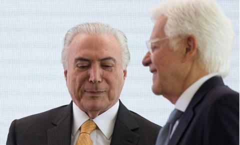 Ex-presidente Michel Temer e Moreira Franco são presos pela PF