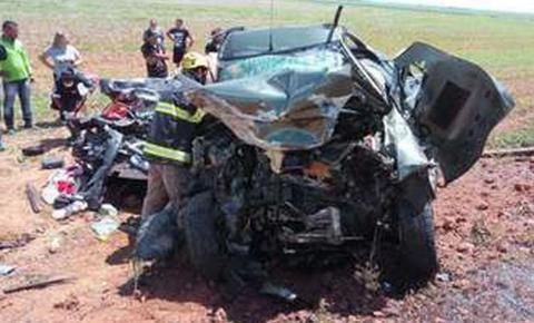 Casal do DF morto em acidente em Cristalina é velado neste domingo