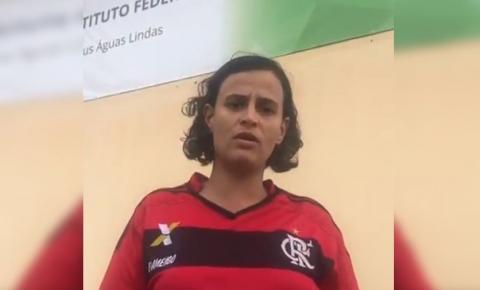 Águas Lindas: confusão em ação policial acaba com professora detida
