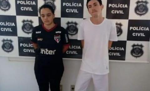 Presos autores de homicídio que vitimou ex-candidato a prefeito de Novo Gama e esposa