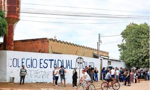 Mãe apontou esconderijo de aluno que matou professor em Valparaíso