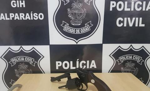 Menor que matou professor entrega a arma do crime e revela a verdade