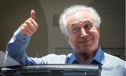 Por unanimidade, STJ decide dar liberdade a Michel Temer
