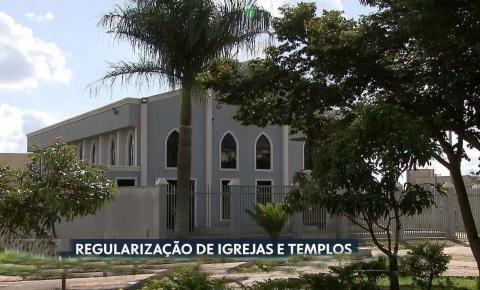 Maioria das entidades e igrejas em Brasília não está regular
