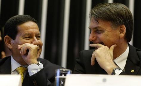 """Mourão: """"Se protesto era sobre educação, por que tinha Lula livre?"""""""