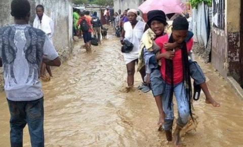 Sobe para 842 o número de mortos no Haiti