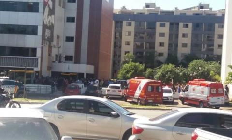 Policial civil mata mulher na Secretaria de Educação e tira a própria vida