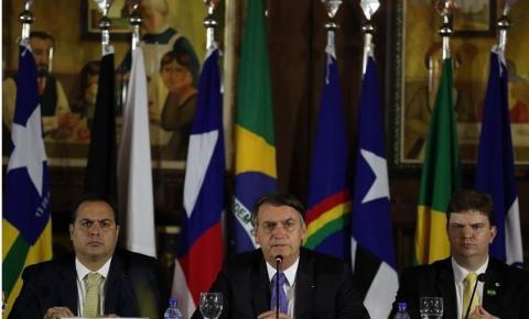 """Bolsonaro sobre Guedes: """"Ninguém é obrigado a ficar como ministro"""""""